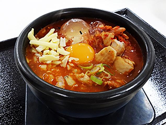 美男<イケメン>バンド 東京純豆腐コラボスンドゥブ登場!