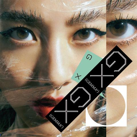 88021_ジャケ写_GEmma_GX_Album-Jacket