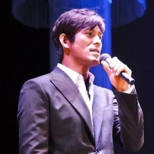 オ・ジホ 「2012 東京ファンミーティング ~新たな旅のはじまり~」