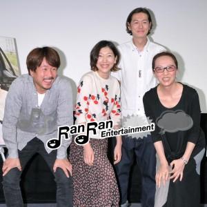 安藤サクラ、井浦新、主演映画『かぞくのくに』ジャパンプレミア試写会開催!