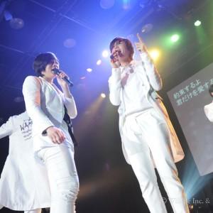 F.CUZ(フォーカズ)『F.CUZ & F.ANTASTIC LIVE 2011 SPRING』を開催♪