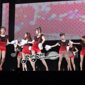 T-ARA、いよいよデビュー!日本初ショーケースを開催!