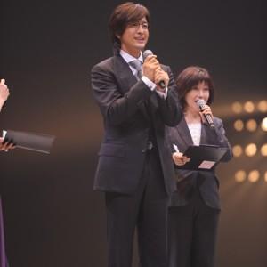 DATVチャリティ番組収録で、ペ・ヨンジュン他アジアスターが東京ドームで共演!