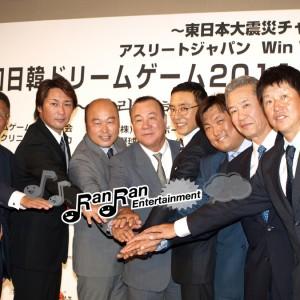 第二回日韓ドリームゲーム2011in TOKYO DOMEにチャン・グンソク参加!