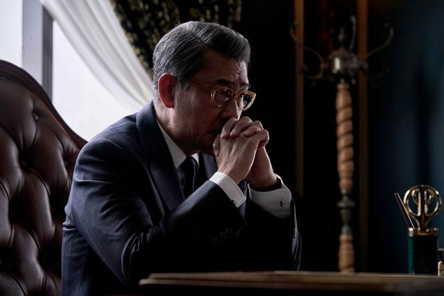①第二話:大介(阪神銀行頭取室)