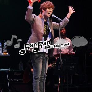 パク・ジョンミン ファンミーティング「Christmas Special 2011~touch minジョンミンの近くに演技編~」