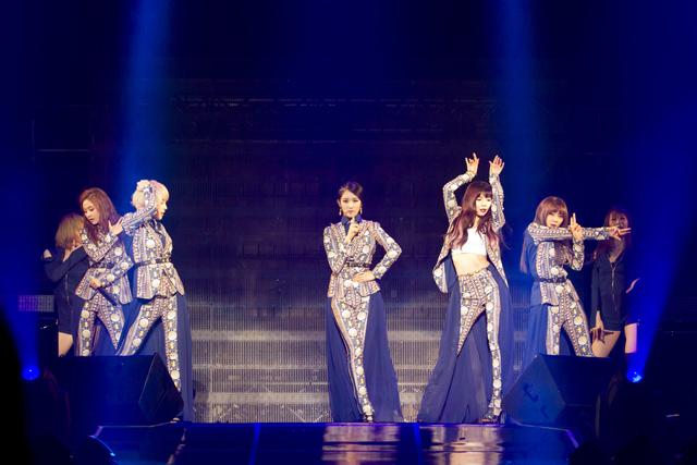 2-2013年02月02日(土) @蚕室室内体育館 4Minute