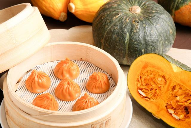 かぼちゃ小籠包-(002)