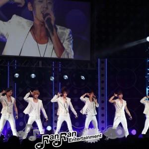 TEENTOP、日本ファンミーティング開催にファン熱狂!!