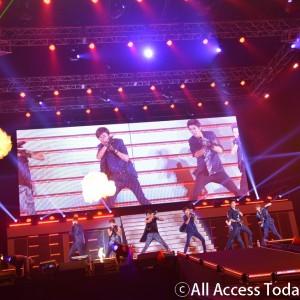超新星、INFINITE、BOYFRIENDら出演「K−DREAM LIVE Vol.1」東京ドームno.1