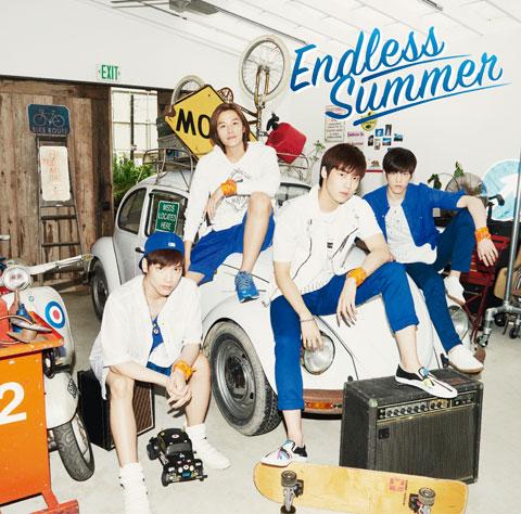 N.Flying「Endless-Summer」ジャケット写真S