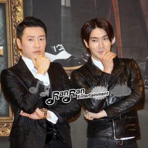 ドラマ「ドラマの帝王」制作発表会に主演のキム・ミョンミン、SUPER JUNIORチェ・シウォンが出席!