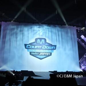 『MCOUNTDOUWN HELLO JAPAN』開催で、日韓アーティストが熱い共演!