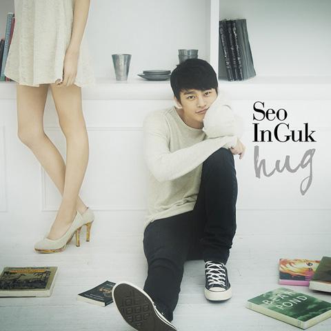 ※解禁有り[JK]ソ・イングク「hug」Type-CA