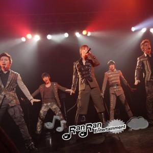 MBLAQ、セカンドシングル発売記念イベント開催!!