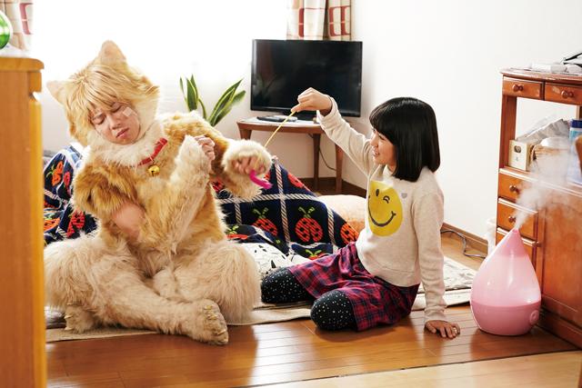 『トラさん~僕が猫になったワケ~』新カットs