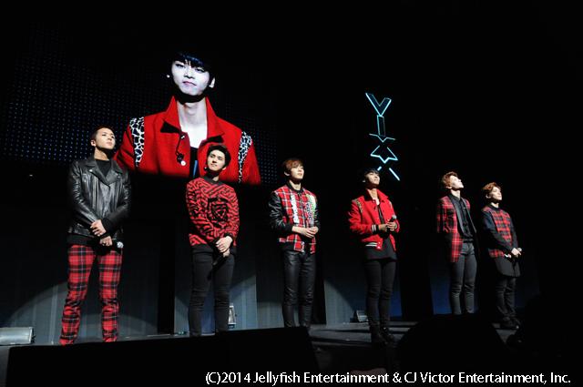 VIXX 1st Fan Meeting in Japan ~STARLIGHT~ 3のコピー