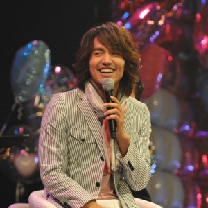 Jerry Yan  FAN MEETING 2012、開催!