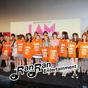 東方神起、SUPER JUNIORSMやSHINeeなど所属するSMアーティスト映画『IAM』の制作発表会開催!