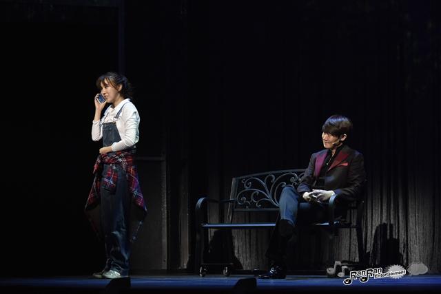 右:ソ・ヨンジュ 左:チョン・ジェウンa