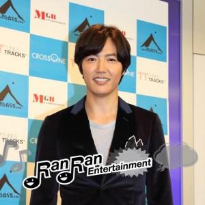 ユン・サンヒョン「FIRST CONCERT 2011 NAGOYA」発売記念記者会見
