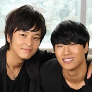John-Hoonとキム・ジノ(sg WANNA BE+)音楽ライブ番組でMCに挑戦♫