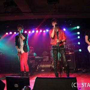 Led apple(レッドアップル)、単独ライブ公演ルポ!