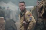 ブラッド・ピット最高傑作「フューリー」5人の兵士たちの場面写真が公開!