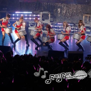 AFTERSCHOOL、JAPAN初ライブ開催!!