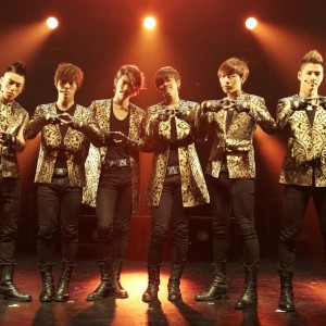 CROSS GENE、「TIMELESS-BEGINS-」ショーケース開催!