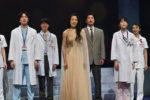 内 博貴、今助けてくれるのは感染医!舞台『ドクター・ブルー』〜いのちの距離〜 開幕直前取材会