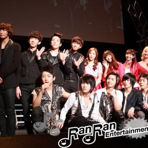 韓流ミュージックフェスティバル2010、大国男児、Sisitar、2AMがライブで熱唱!
