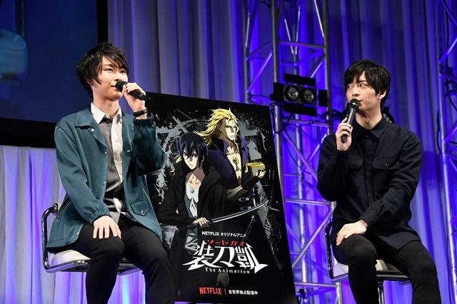 0324Netflixアニメ祭!s_AnimeJapan2018_Uemura_Umehara