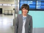 ミゲル空港到着写真-2