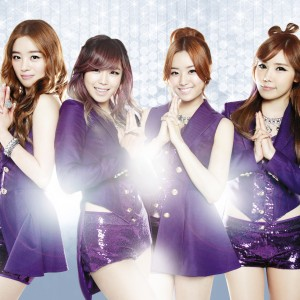 "Secret(シークレット)3月の1st Japan Tour ""SECRET TIME"" 2012、DVD化決定!!"