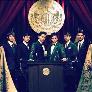 2PM 第26回日本ゴールドディスク大賞 新人賞アジア部門の初代受賞者に!