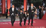 福山雅治、主演映画『そして父になる』が第18回釜山国際映画祭に参加!!