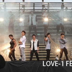 MBLAQ、FTISLANDほかK-POPアーティスト集結『LOVE-1 FESTIVAL』開催!no.2