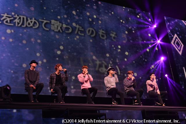 VIXX 1st Fan Meeting in Japan ~STARLIGHT~ 2のコピー