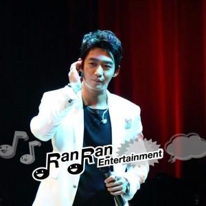 イ・テソン Special live & Fan meeting 2012 in JAPAN