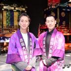 0924『赤坂大歌舞伎』製作発表会見_参拝風景山車前写真①s