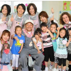 LaLaTV新番組『エビバディ!Good 学園』グっさんが園長に就任!