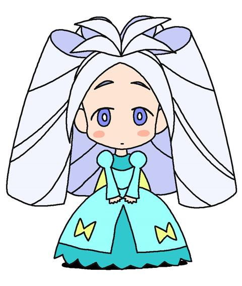 キャラクタービジュアル:姫-(002)