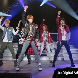 大国男児「Japan First Live2012」でファン熱狂!!