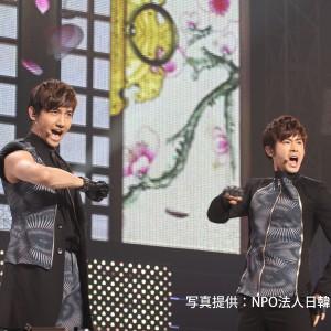 東方神起、2PMら豪華K-POPアーティスト16組が『東京伝説2011』に出演☆2部♪