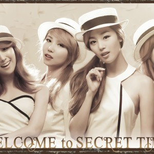 Secret(シークレット)待望の日本ファーストフルアルバム『WELCOME to SECRET TIME』のリリースを発表!