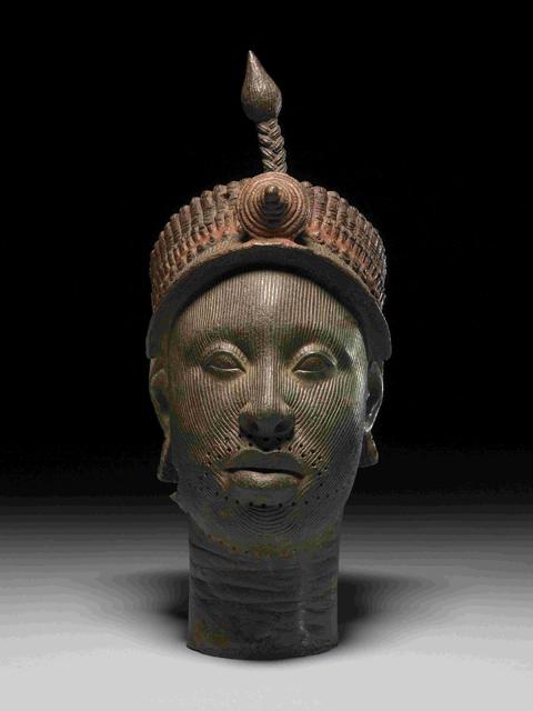 (4)イフェの頭像-2