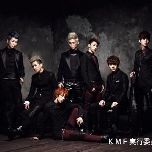 「KMF2012~K-POP最強の新人祭り~」に「B1A4」が出演!!