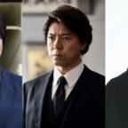 WOWOW「連続ドラマW 真犯人」上川隆也(重藤成一郎役)-(002)