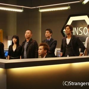 日・中・韓、3カ国共同制作連続ドラマ『Strangers6』いよいよスタート!